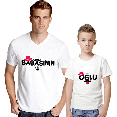 Babasının Oğlu 2'li Tişört