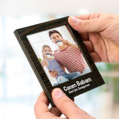 - Babaya Hediye Polaroid Fotoğraf Albümü