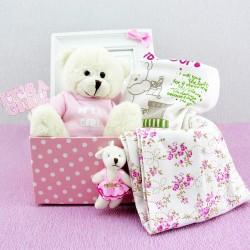 - Baby Girl Kız Bebek Hediye Sepeti