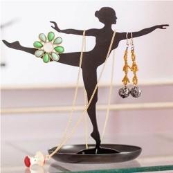Balerin Mücevher Askısı - Thumbnail