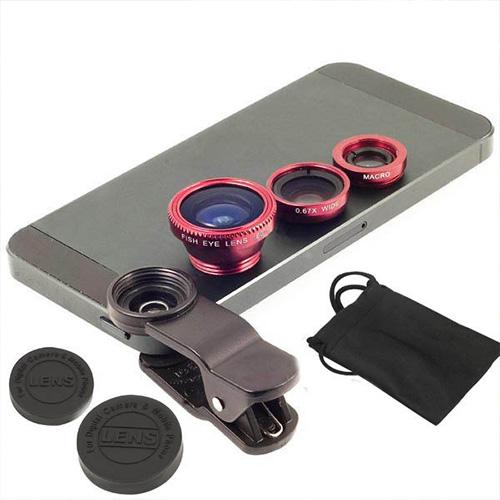 Balık Gözü Cep Telefonu Lensi