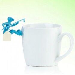 - Balıkçı Poşet Çay Tutucu