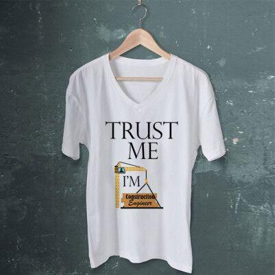 - Bana Güven Ben Mühendisim Tişörtü