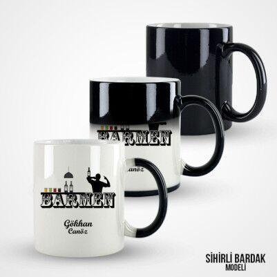 Barmenlere Özel Kupa Bardak - Thumbnail