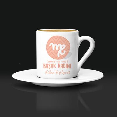 - Başak Burcu Kadınına Hediye Kahve Fincanı
