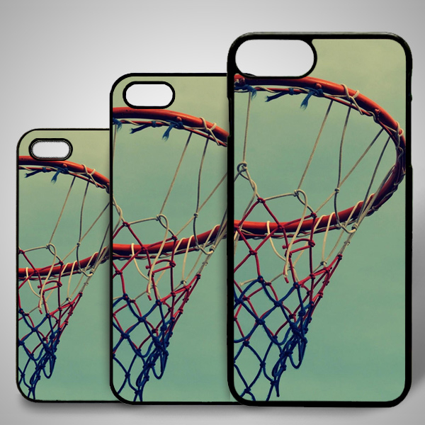 Basketbol iPhone Telefon Kapağı