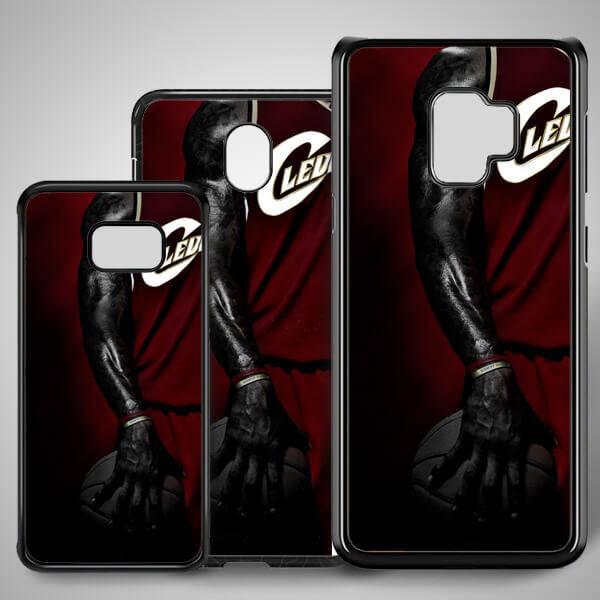 Basketbol Temalı Samsung Telefon Kılıfı