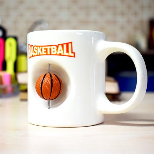 Basketbol Topu Kupa Bardak