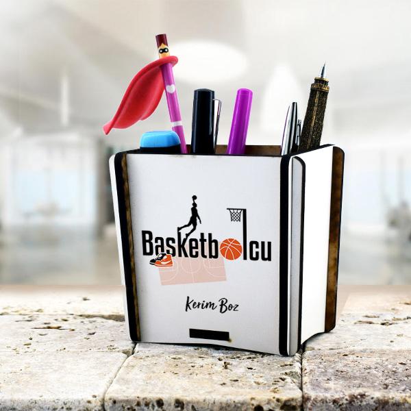 Basketbolculara Özel Kalemlik