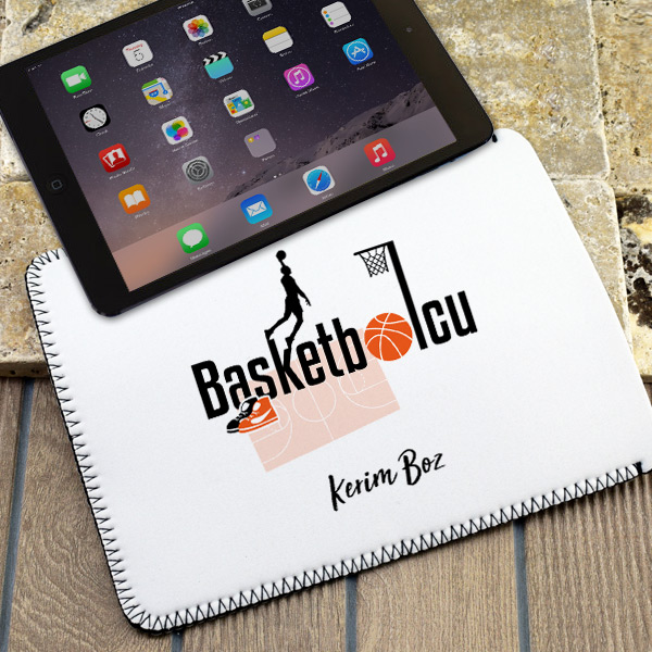 Basketbolculara Özel Tablet Kılıfı