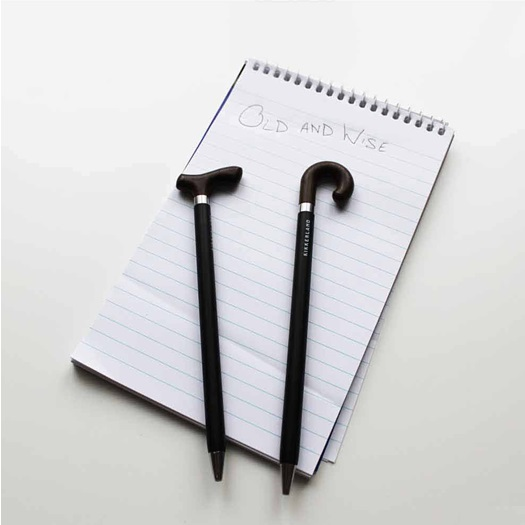 Baston Tükenmez Kalemler - 2li Set