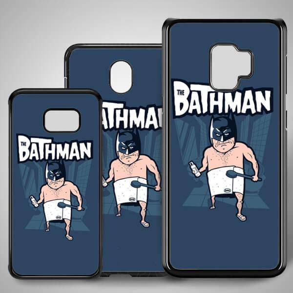 Bathman Simgeli Samsung Telefon Kılıfı