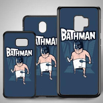 - Bathman Simgeli Samsung Telefon Kılıfı