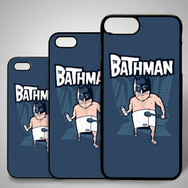Bathman Temalı iPhone Kapak