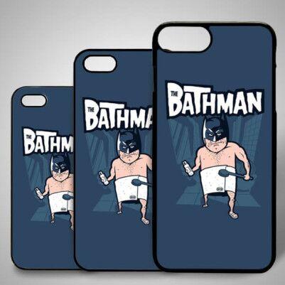 - Bathman Temalı iPhone Kapak