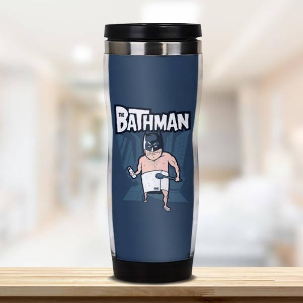 Bathman Termos Bardak