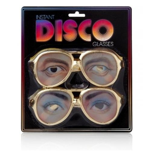 Bay ve Bayan Disco Parti Gözlükleri