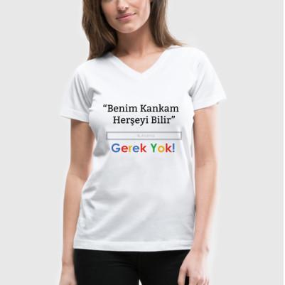 - Bayan Arkadaş Arama Motoru Tişört