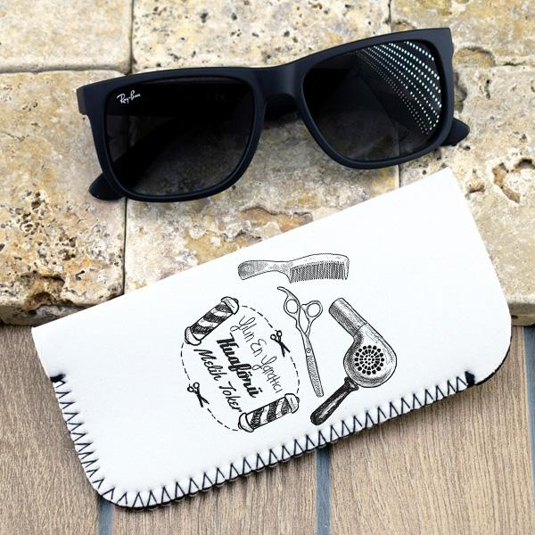 Bayan Kuaförlere Hediye Gözlük Kılıfı