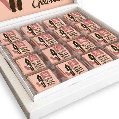 Bayana Yeni İş Hediyesi Çikolata - Thumbnail