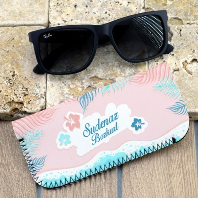 Bayanlara Özel Güneş Gözlüğü Kılıfı - Thumbnail