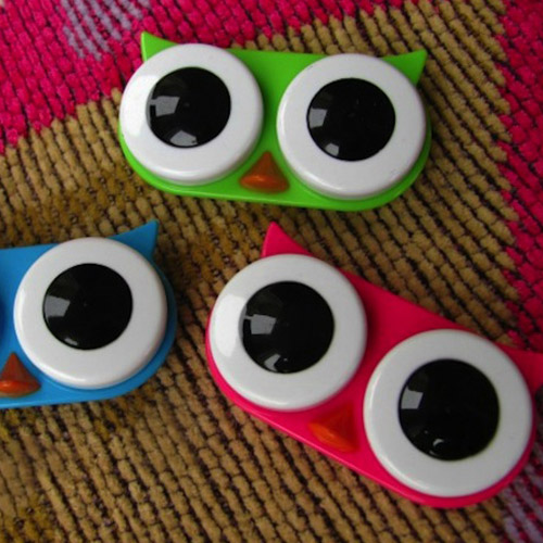 Baykuş Lens Kabı