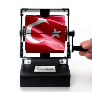 - Bayrağımız Temalı Gif Film Makinesi