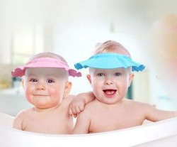 Bebek Banyo Şapkası - Thumbnail
