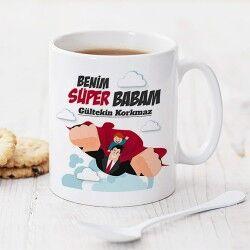 - Benim Süper Babam Kupa Bardak