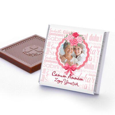 Benim Tatlı Annem Çikolata Kutusu - Thumbnail