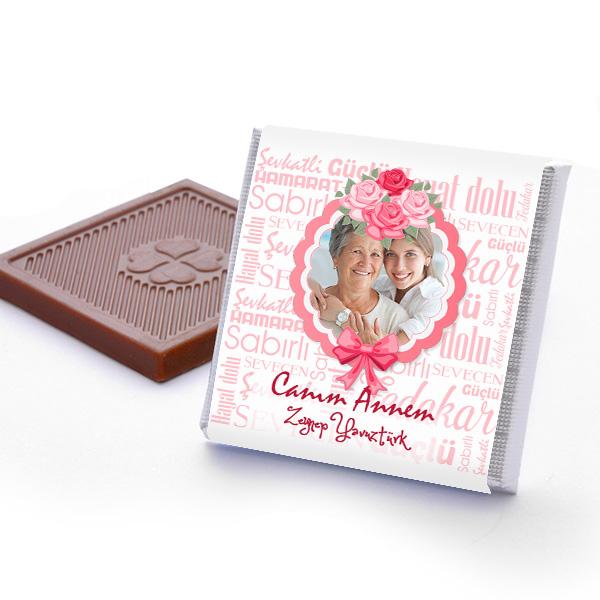 Benim Tatlı Annem Çikolata Kutusu