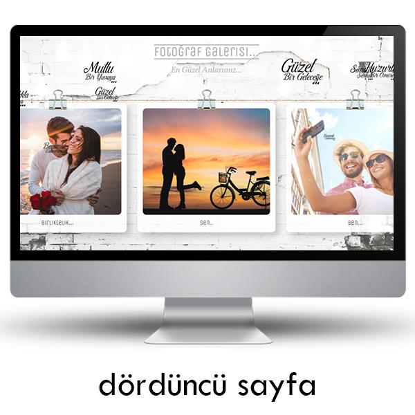 Benimle Evlenir misin WEB Sitesi