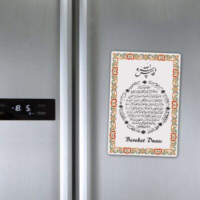- Bereket Dualı Buzdolabı Magneti