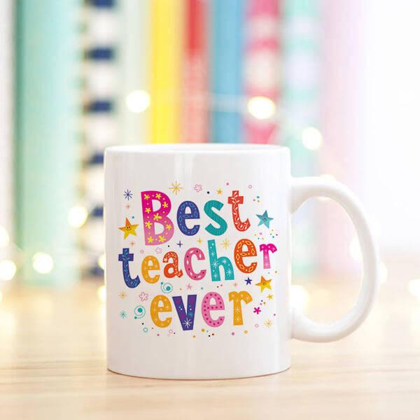 Best Teacher Ever Kupa Bardak