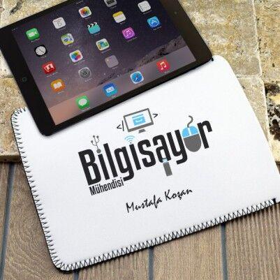 - Bilgisayar Mühendisine Özel Tablet Kılıfı
