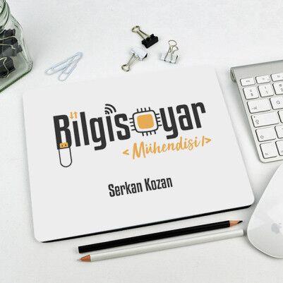 - Bilgisayar Mühendislerine İsme Özel Mousepad