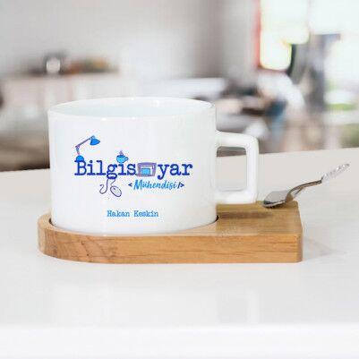 - Bilgisayar Mühendislerine Özel Lüks Çay Fincanı