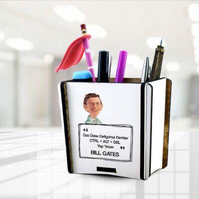 - Bill Gates Esprili Kalemlik