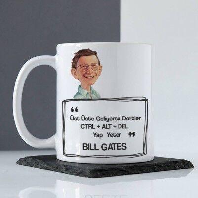 - Bill Gates Esprili Kupa Bardak