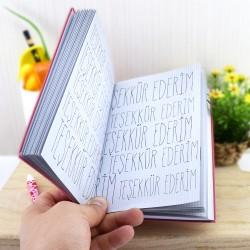 Bin Kere Teşekkür Ederim Kitabı - Thumbnail