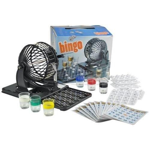 Bingo Drinking Game - Bingo Shot Oyunu