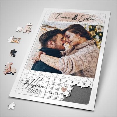 - Birinci Yıldönümü Hediyesi Puzzle
