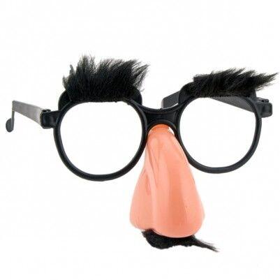Bıyık ve Burunlu Parti Gözlüğü - Thumbnail