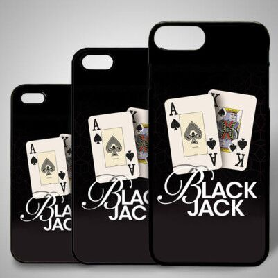 - Black Jack iPhone Kapak