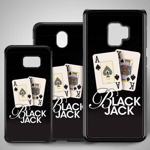 Black Jack Samsung Telefon Kılıfı