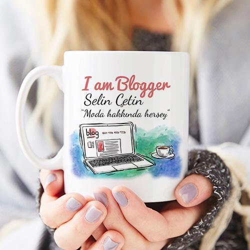 Blogculara Özel Kupa Bardak