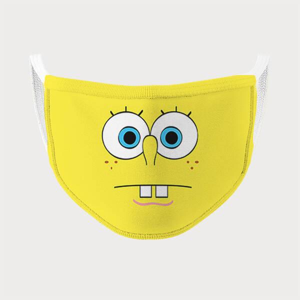 Bob Tasarım Yıkanabilir Maske