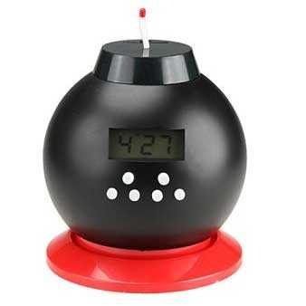 Bomb Alarm Clock - Bomba Saat