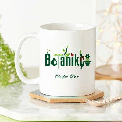 - Botanikçiye Özel Kupa Bardak