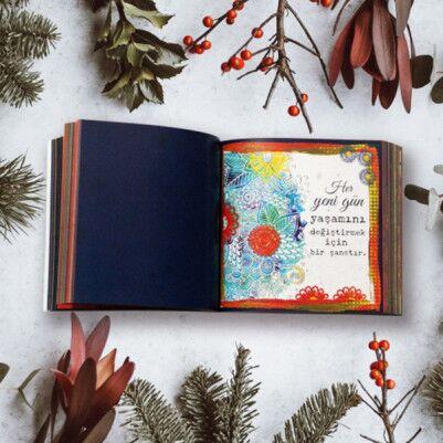 Bugün En Güzel Günün Olsun Kitabı - Thumbnail